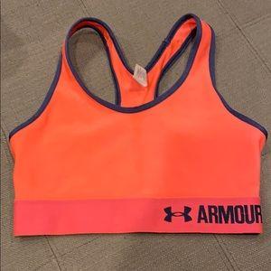 Under Armour Women's XS Sports Bra. Used twice